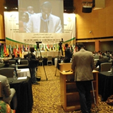 MOSAIKO APRESENTA RECOMENDAÇÕES NA 55ª SESSÃO DA COMISSÃO AFRICANA DOS DIREITOS HUMANOS E DOS POVOS