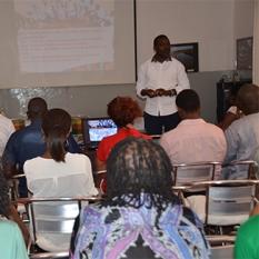 Mosaiko | Instituto para a Cidadania facilitou no dia 21 de Abril um workshop sobre Justiça Social, Democracia e Direitos Humanos