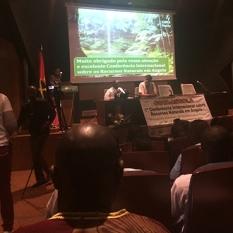 Mosaiko| Instituto para a Cidadania participa na primeira Conferência Internacional sobre Recursos Naturais em Angola