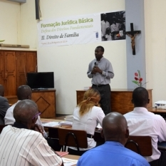 MOSAIKO promotes Basic Legal Training