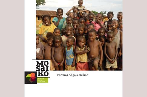 Relatório 2012 - 1º semestre Mosaiko