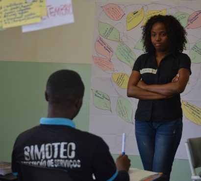 Mosaiko realiza visita de Assesoria ao Grupo Local de Direitos Humanos de Uige