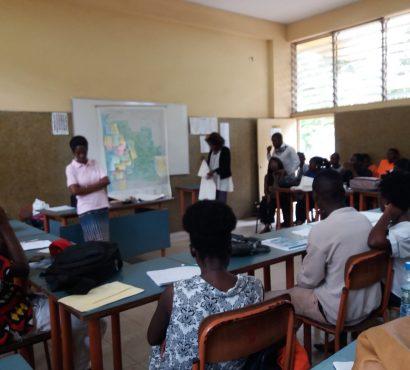 Mosaiko facilita a 2ª fase de Formação sobre Cidadania e Direitos Humanos