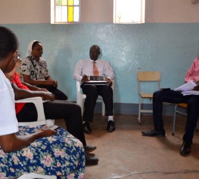 Mosaiko realiza visita à Comissão Diocesana de Justiça e Paz do Dundo