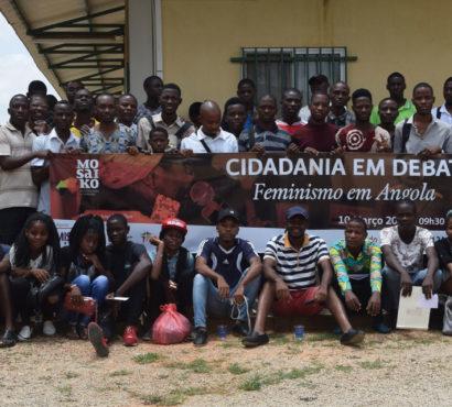 Mosaiko realiza debate sobre o Feminismo em Angola