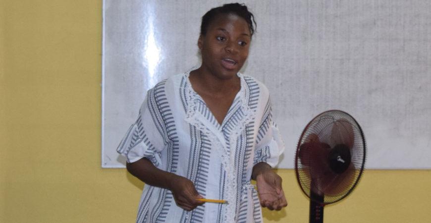Mosaiko facilita palestra sobre os Direitos Humanos na Família em Cacuaco
