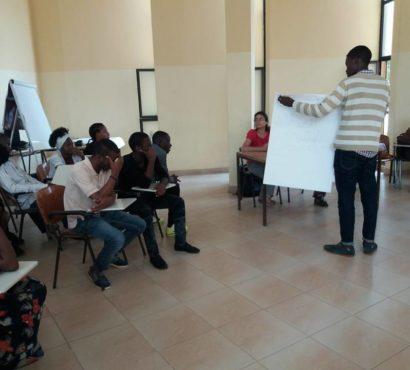 Mosaiko facilita formação sobre Direitos Humanos e Desenvolvimento no ICRA