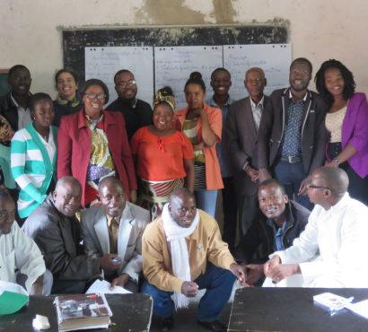 Mosaiko realiza visitas de assessoria aos Grupos Locais de Direitos Humanos do Quela, Cubal e Ganda
