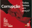 Cidadania em Debate – Corrupção: todos temos um preço?