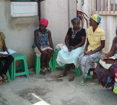 Mosaiko realiza visita de assessoria à Associação Mulher Raiz da Vida