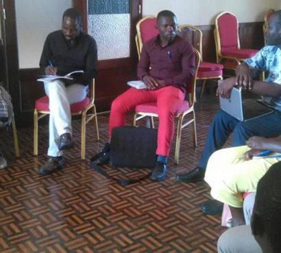 Mosaiko realiza visita de assessoria ao Grupo de Direitos Humanos da Escola Teresiana do Luena
