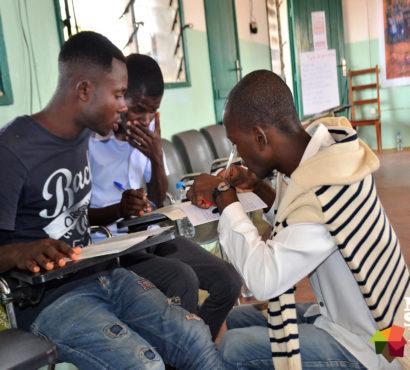 Mosaiko realiza formação sobre Direitos Humanos e Cidadania em Malanje
