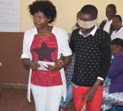 Mosaiko participa na I Semana Diocesana de Lideranças em Ondjiva