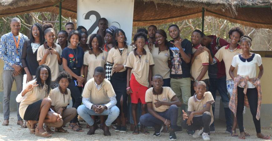 Mosaiko recebe visita dos Estudantes do Colégio Boa Visão
