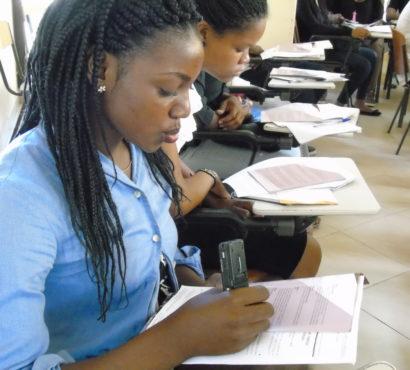 Mosaiko realiza formação sobre Direitos Humanos e Cidadania no Bocoio