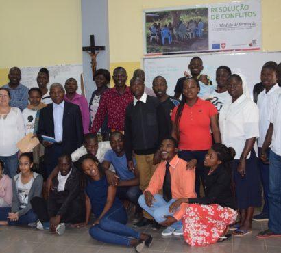 Mosaiko capacita membros de Grupos Locais em Resolução de Conflitos