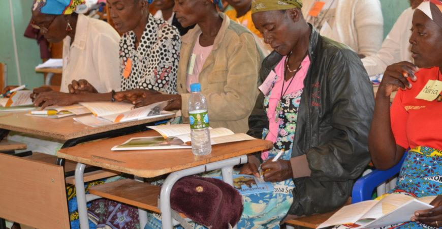 Formação sobre Direitos Humanos e Cidadania e Género