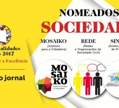 NOTA PÚBLICA: Mosaiko agradece o Novo Jornal e felicita o SINPROF