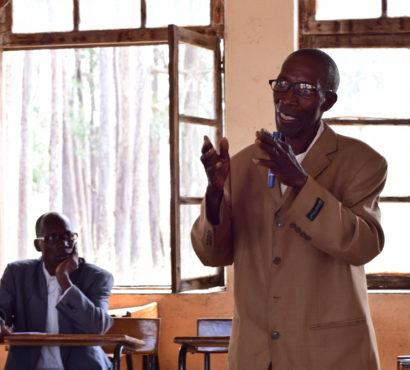 Mosaiko visita Associação YOVE em Benguela