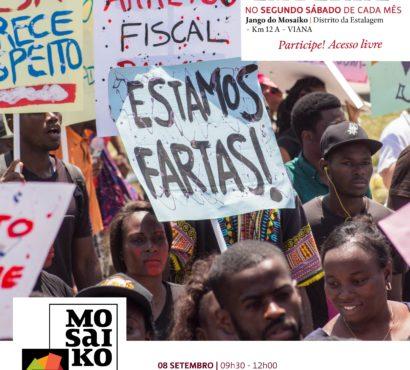 Cidadania em Debate: Activismo e Compromisso Social