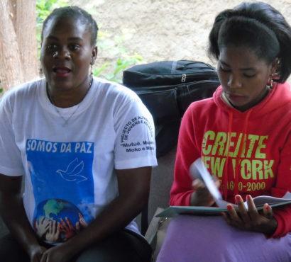 Educadores reflectem sobre construção da paz