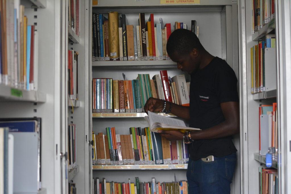 Promoção de leitura