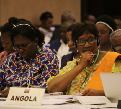 """Angola apresenta relatório """"desequilibrado e insuficiente"""""""