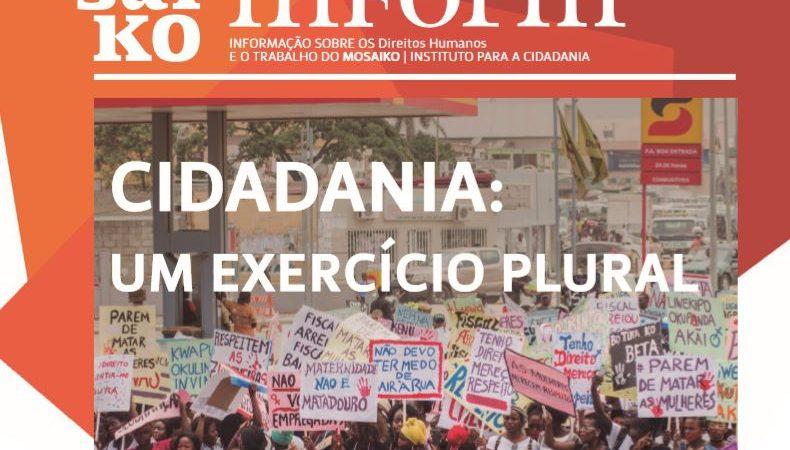 Mosaiko Inform 38 - Cidadania um exercício plural