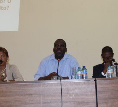 """""""Cada um de nós deve ser combatente contra a corrupção"""", diz director do Mosaiko"""
