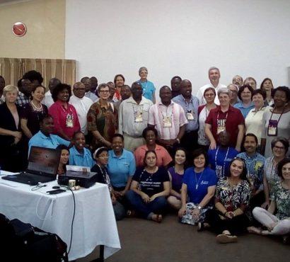 Mosaiko em conferência sobre reconstruir vidas nas fronteiras