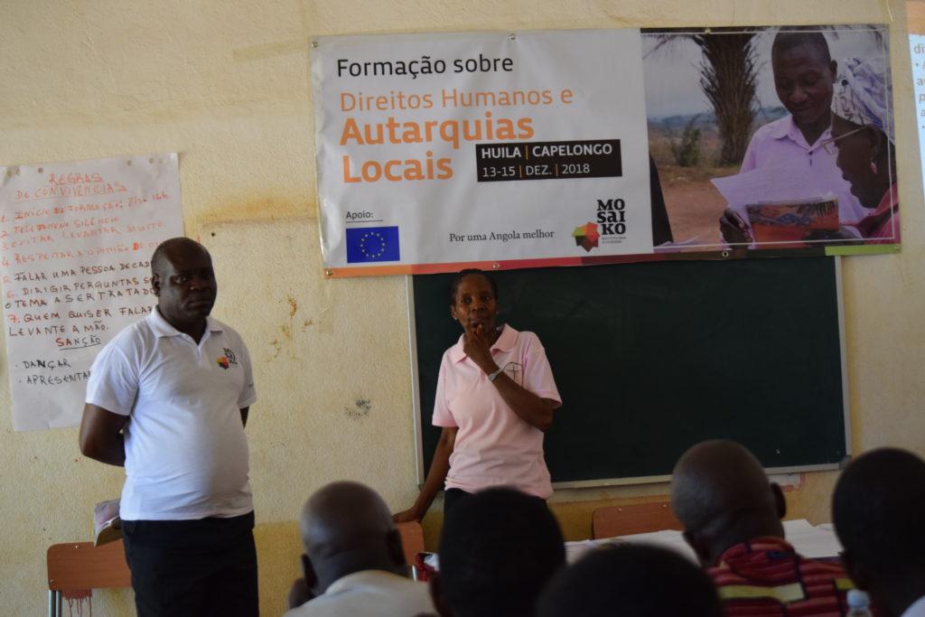 Autarquias Locais em Angola