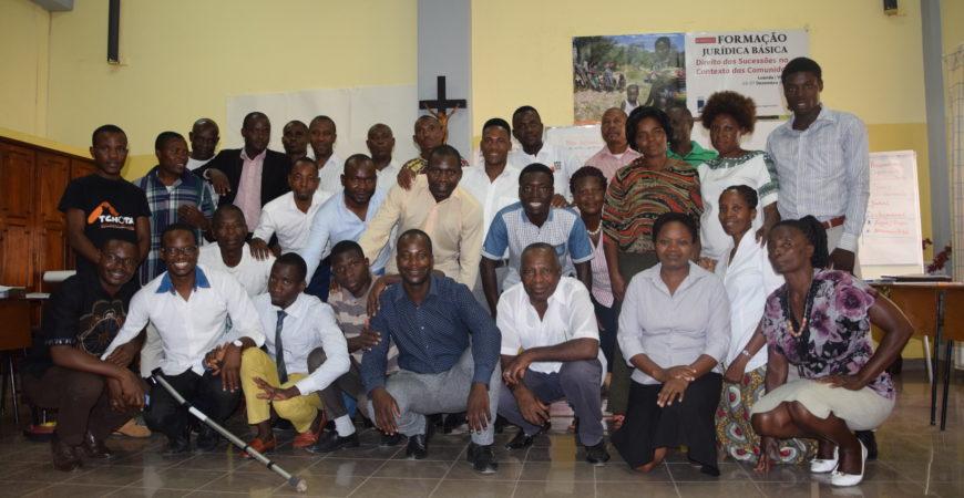 Mosaiko capacita membros de Grupos Locais em Direito das Sucessões