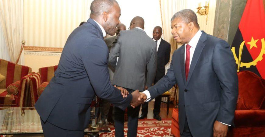 Mosaiko apresenta ao Presidente da República preocupações sobre Direitos Humanos