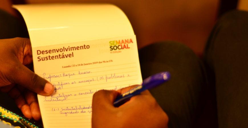 VI Semana Social Nacional 2019