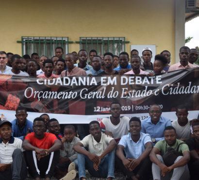 """""""As prioridades dos cidadãos devem ser as prioridades do OGE"""", diz frei Mário Rui"""