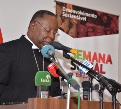 O grande desafio da Semana Social é a transformação da Sociedade Angolana