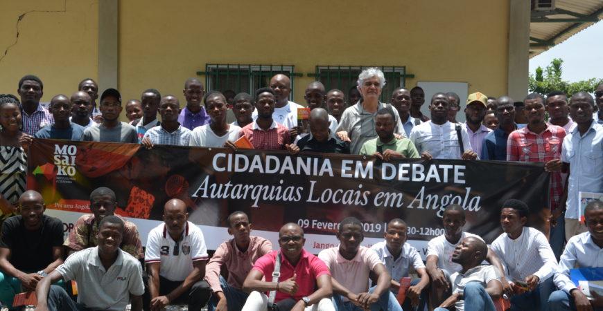 Debate sobre Autarquias Locais