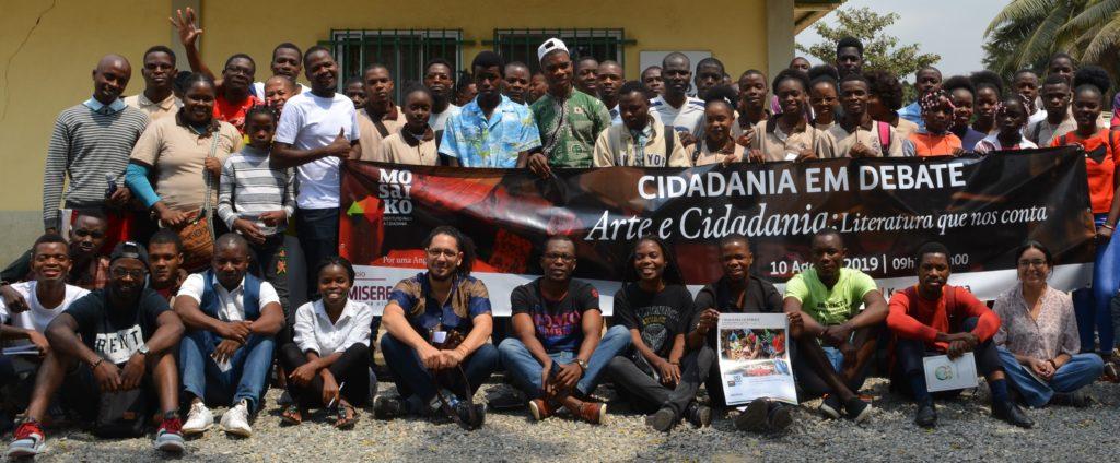 Arte e Cidadania, no Mosaiko