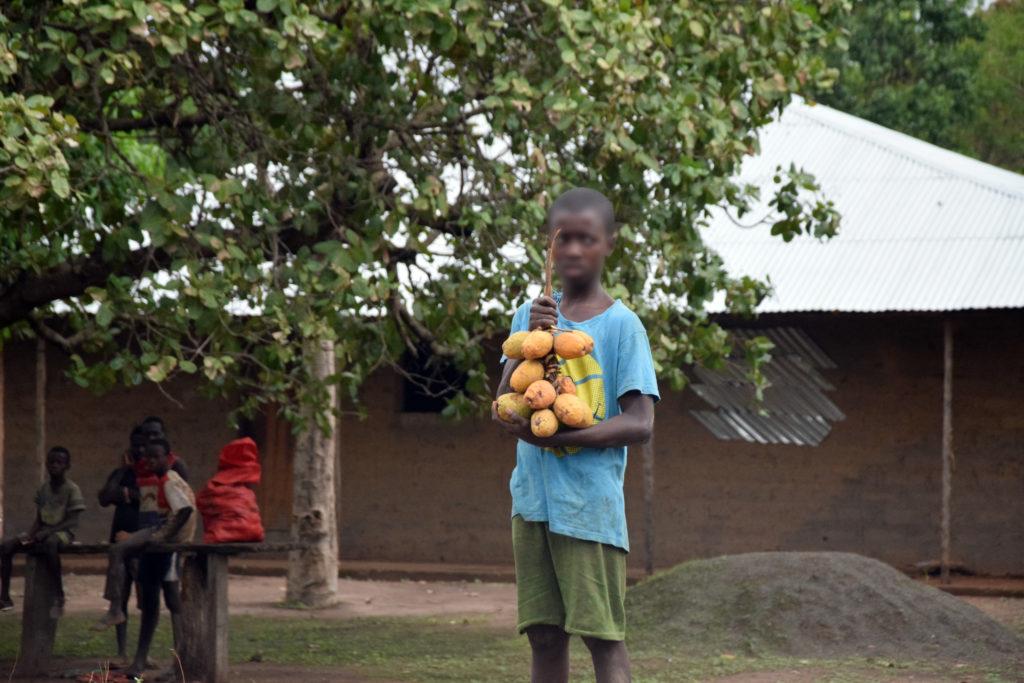 Guiné Bissau e criança