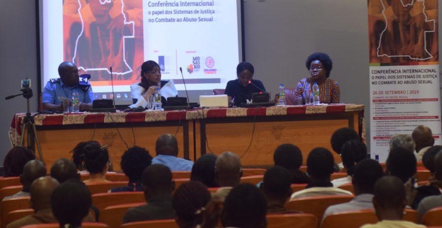 Conferência Internacional sobre Abuso Sexual - Mosaiko
