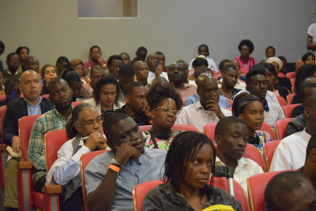 Conferência Internacional sobre Abuso Sexual - Mosaiko Angola