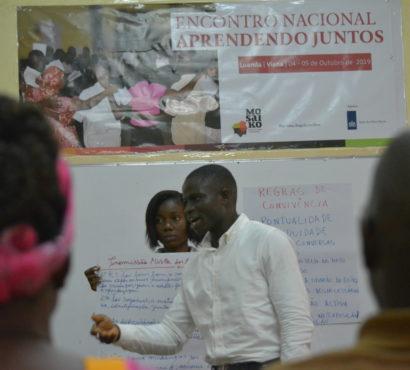 Grupos Locais empenhados no desenvolvimento das comunidades
