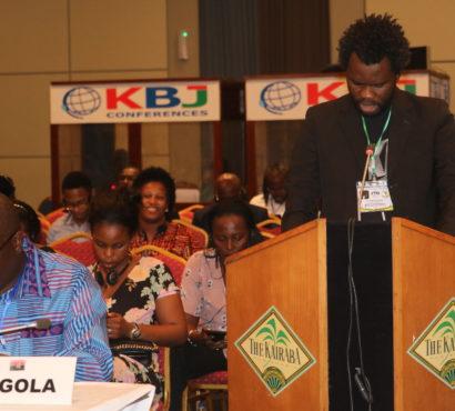 Representante de Angola intimida defensores de Direitos Humanos