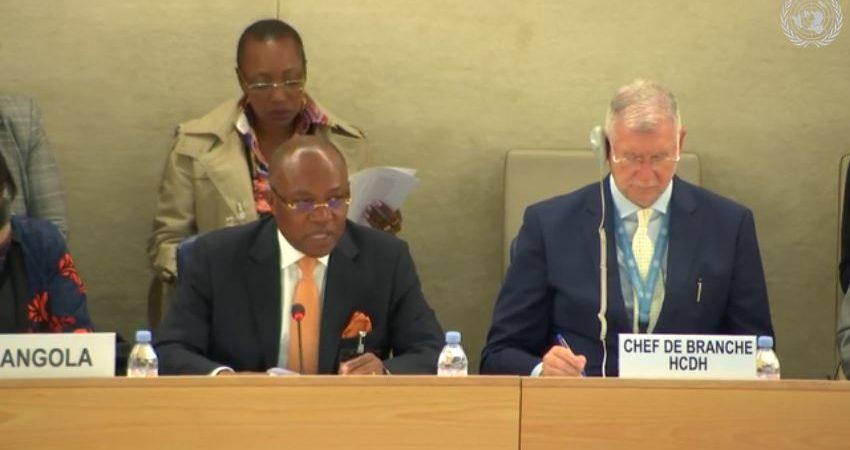 Países apontam execuções e detenções ilegais em Angola