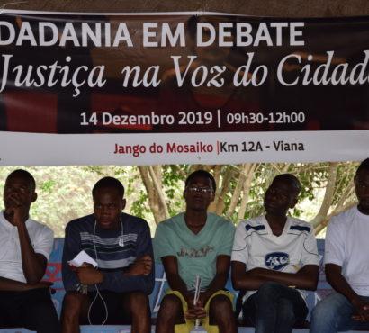 """""""A Justiça Social praticamente não existe em Angola"""""""