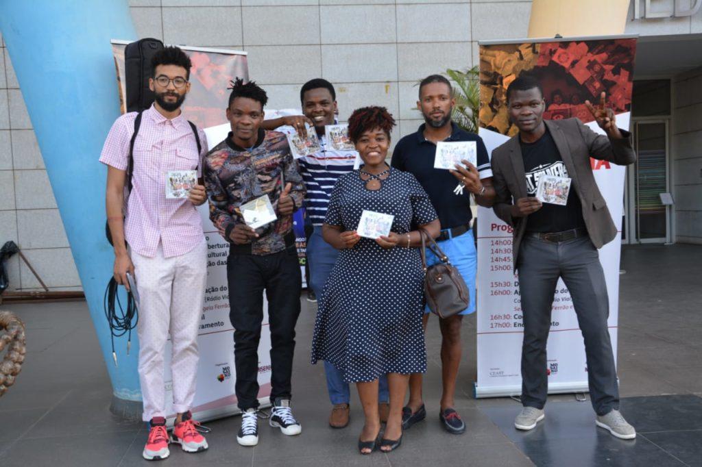 Músicos angolanos cantam Direitos Humanos
