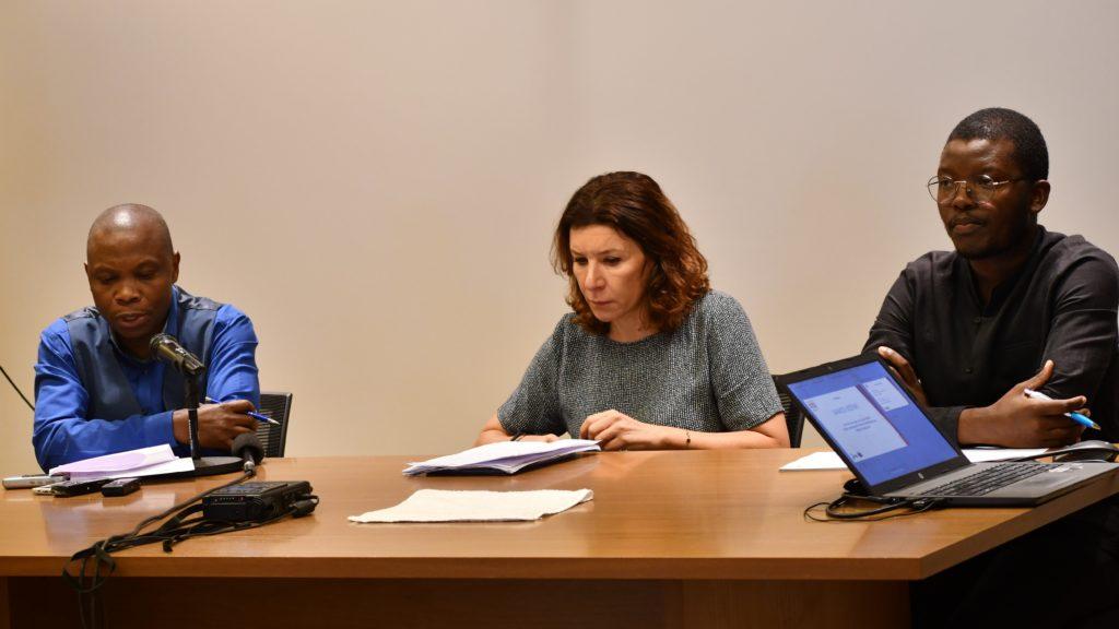 Laura Mascagna União Europeia em Angola