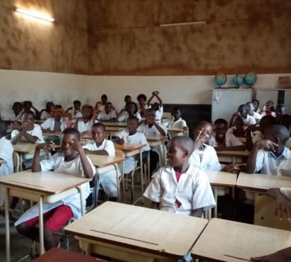 Diagnóstico sobre as Condições das Escolas para o Regresso às Aulas