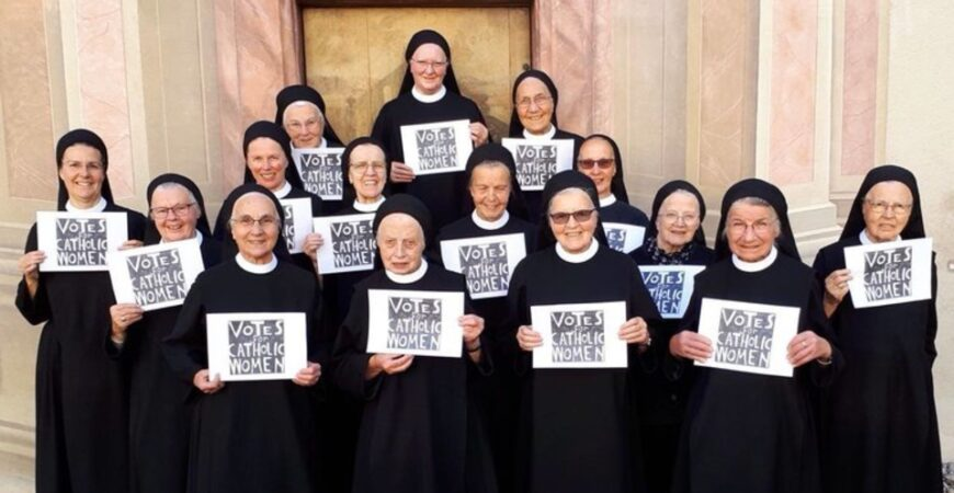 Mulheres  da  Igreja  e  o  08 de Março