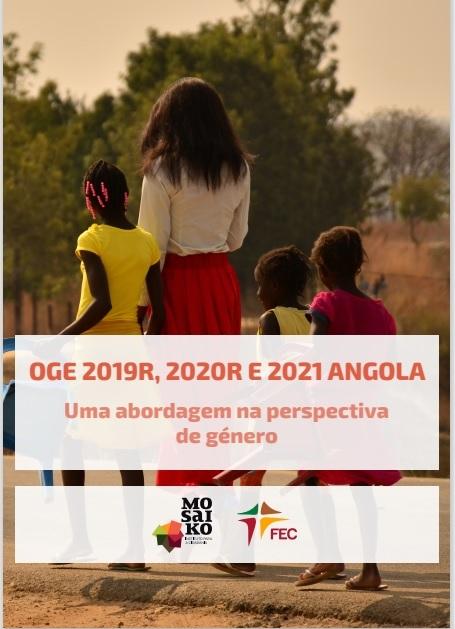 OGE 2019R, 2020R e 2021 Angola